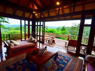 Doi Isara Resort Living room
