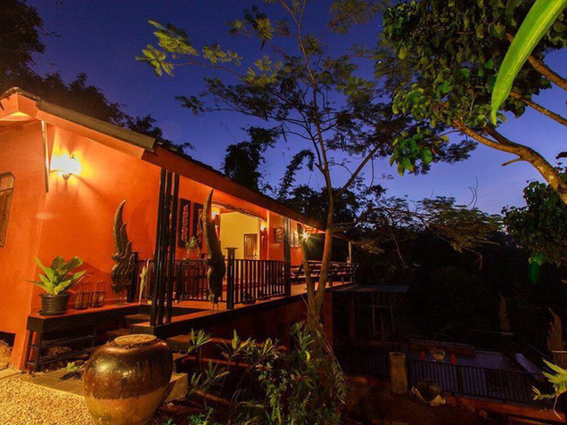 Isara Garden Villa