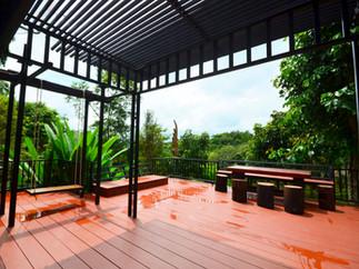 Isara Garden Villa - Terrace