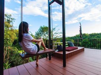 Isara Royal Villa - Balcony