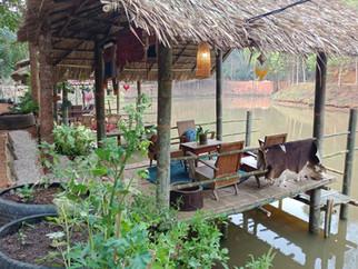Doi Isara - Lake hut