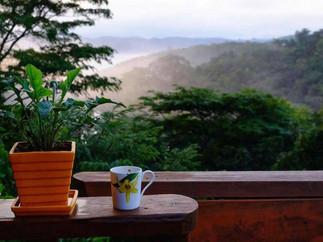 Doi Isara - Living Room Terrace