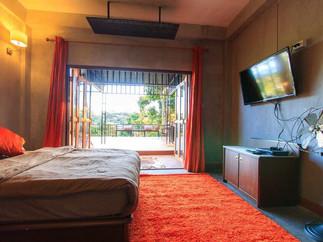 Isara Garden Villa - Bedroom