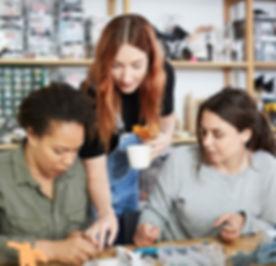 Women in Jewelry Workshop