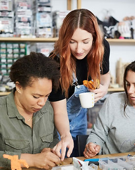 Vrouwen in Sieraden Workshop