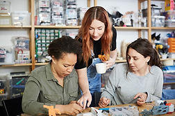 Women in Jewelry Workshop