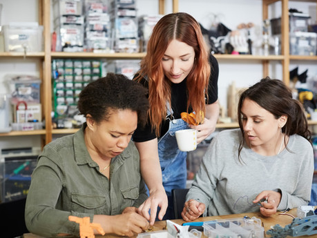 Why & How to Support Women in Business
