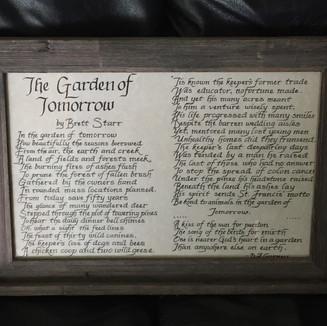 The Garden of Tomorrow