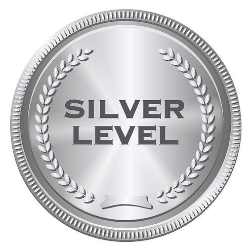 Silver Sponsor ($1,500 + 3% fee of $45)