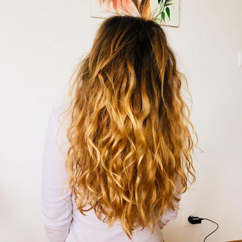 Vlasy krásné – vlásky mé