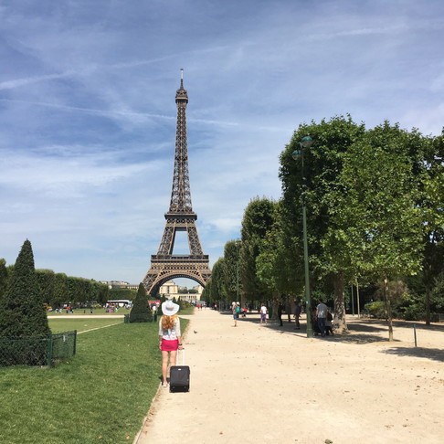 Paříž – vysněná Láska