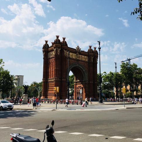 Den v Barceloně