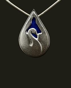 Swan Pendant