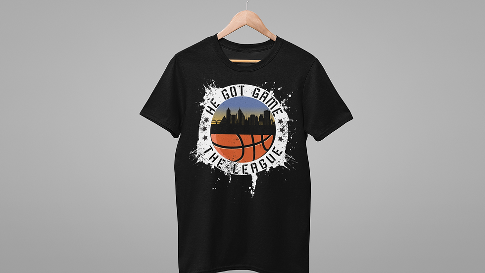 He Got Game T-Shirt