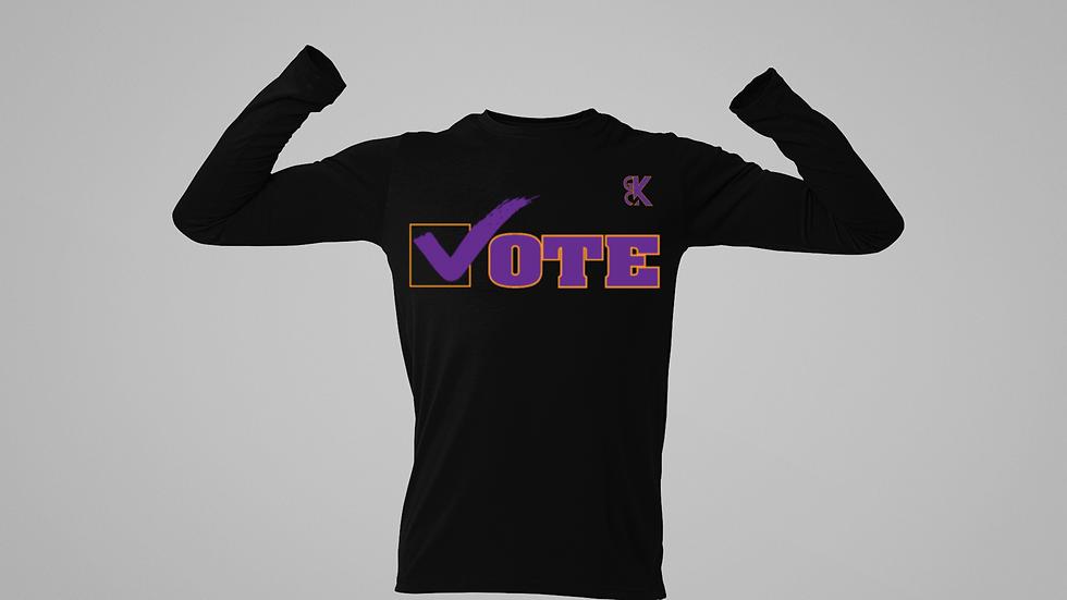 GCK Vote T-Shirt (Purple)