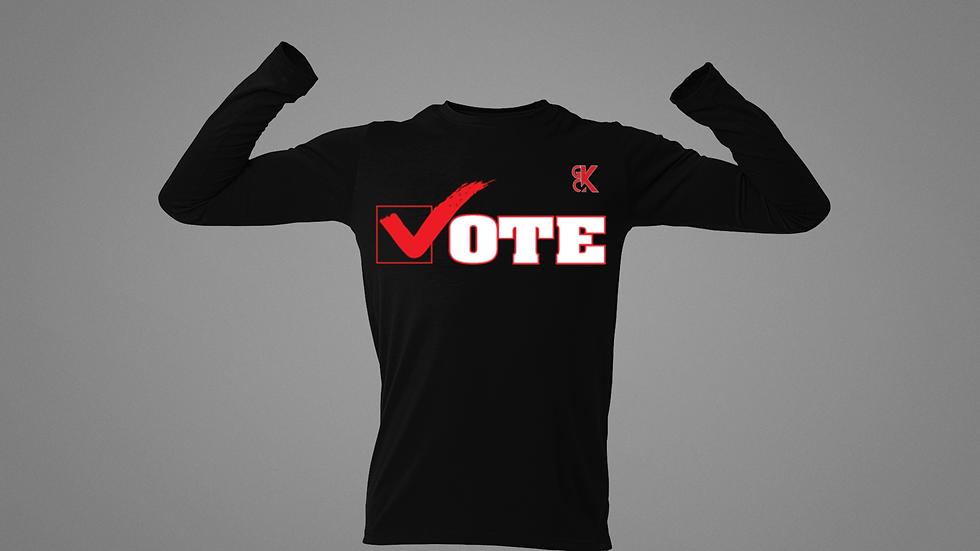 GCK Vote T-Shirt (Red)