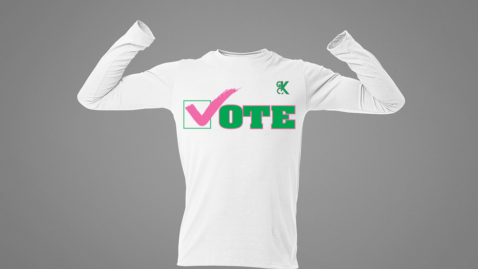 GCK Vote T-Shirt (Green)