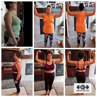 #clientspotlight building lean muscle an