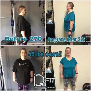 So proud of _ralph.liz Amazing job 45 lb