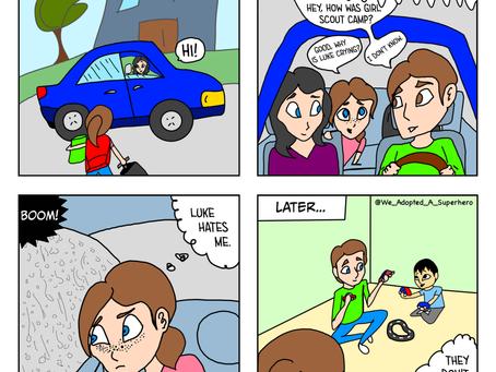 Strip 15 - Sad Return