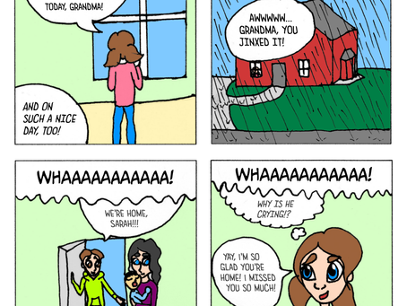 Strip 4 - Coming Home