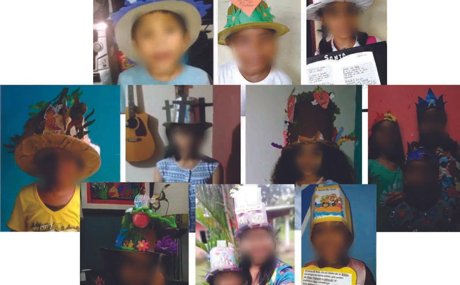THE BIBLICAL CRAZY HAT