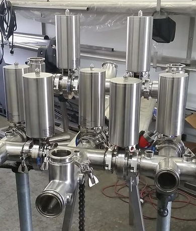 Custom manufacturing in stainless steel