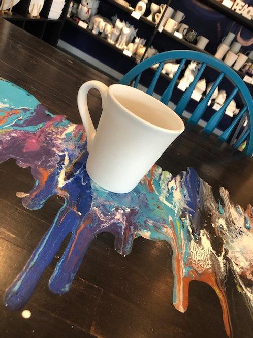 Cone/flare Mug