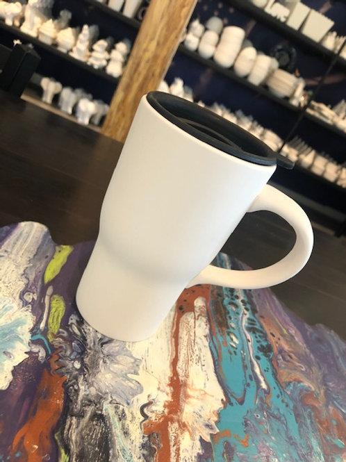 Travel Mug With Lid