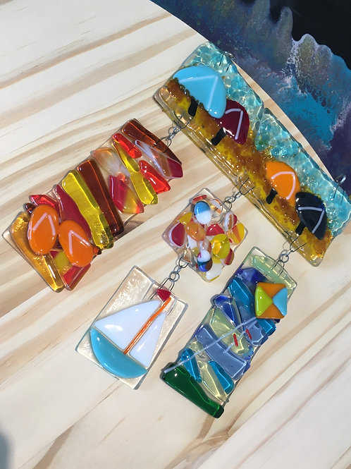 Medium Glass Sun Catcher