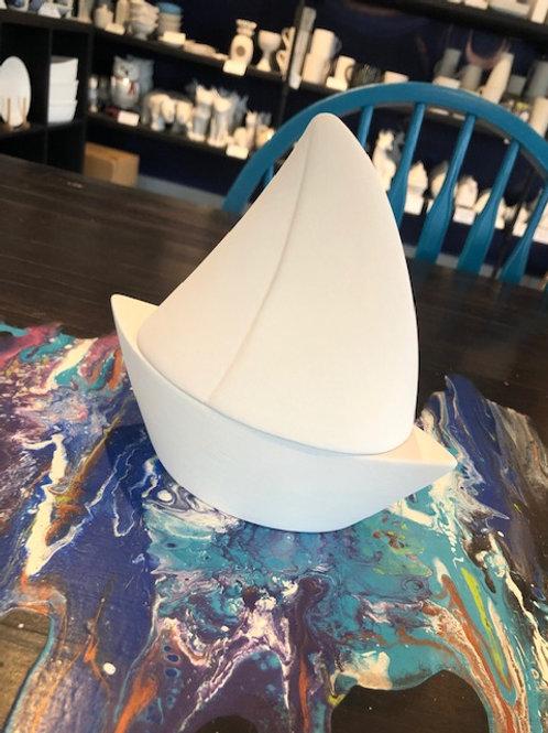 Sail Boat Box