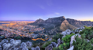 Beautiful South Africa's Cape Town's, Mo