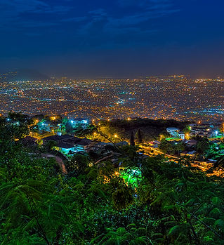 Night view of Kingston, Jamaica..jpg
