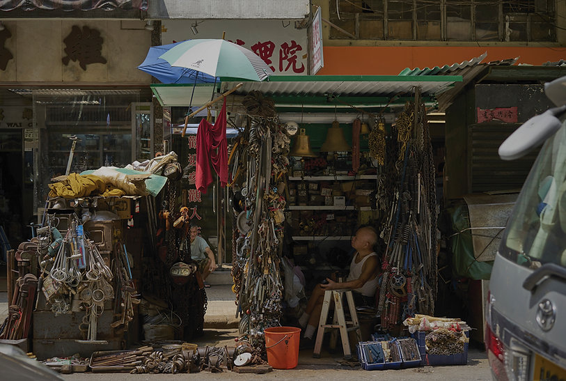 油麻地 九龍 Yau Ma Tei Kowloon