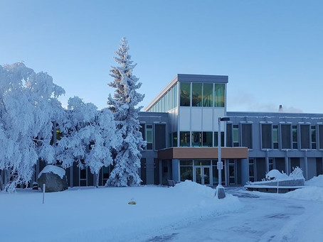 Applying Anthropology Outside the Classroom: Anchorage, AK