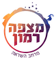 לוגו מצפה רמון
