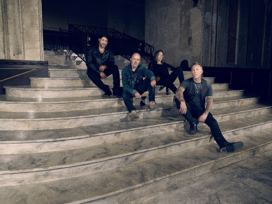 METALLICA ANNOUNCE UK TOUR