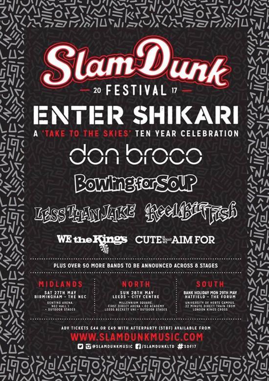 Slam Dunk just got better....