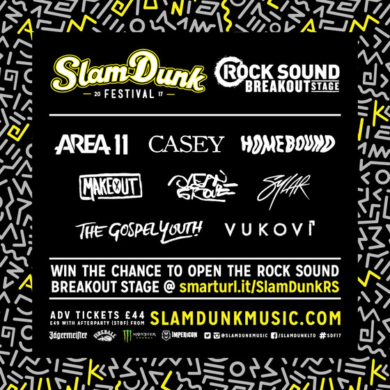 Slam Dunk have ANOTHER announcement