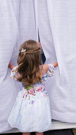 Bridal hairstylist in bromley| flowergirl hair