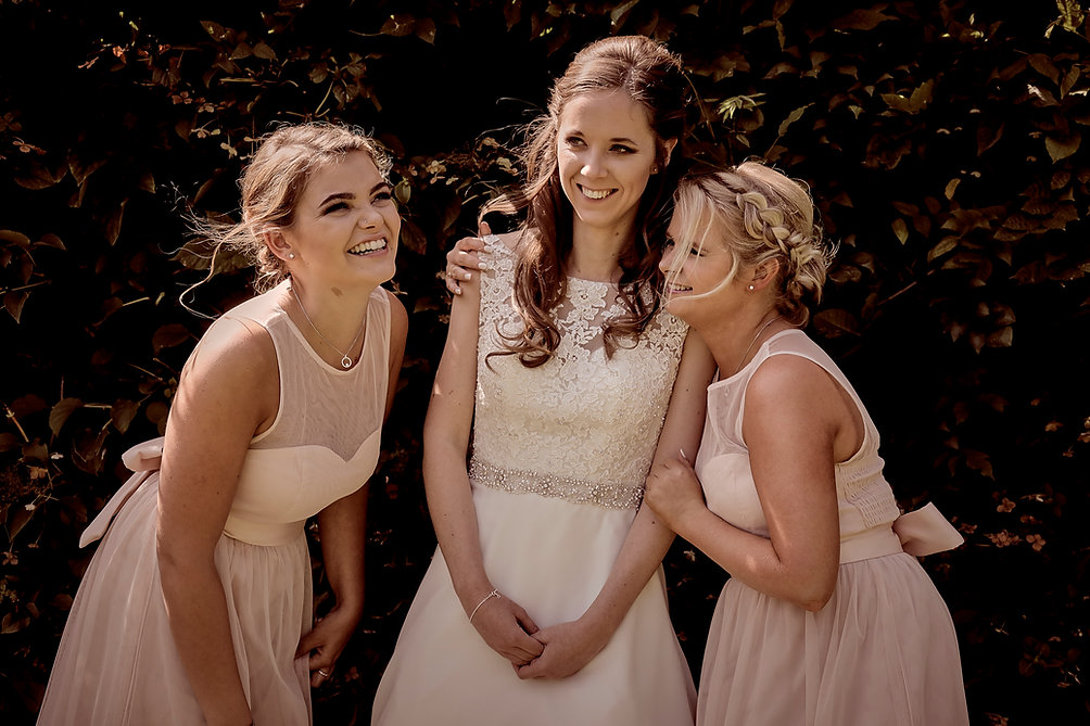 Wedding hair for Brides, bridesmaids and flowergirls. Bridal hair and makeup artist in Hayes, Bromley and Kent.