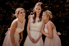 Bridal party makeup looks for the wedding day: by Hayley laws