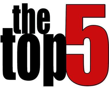 December Digest - TOP 5
