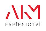 Papírnictví AKM logo