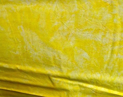 Island Batik - nice lemon yellow
