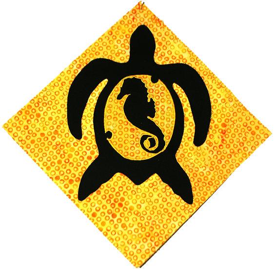 Seahorse Pattern 2-4-1 aka Twofers - Kit