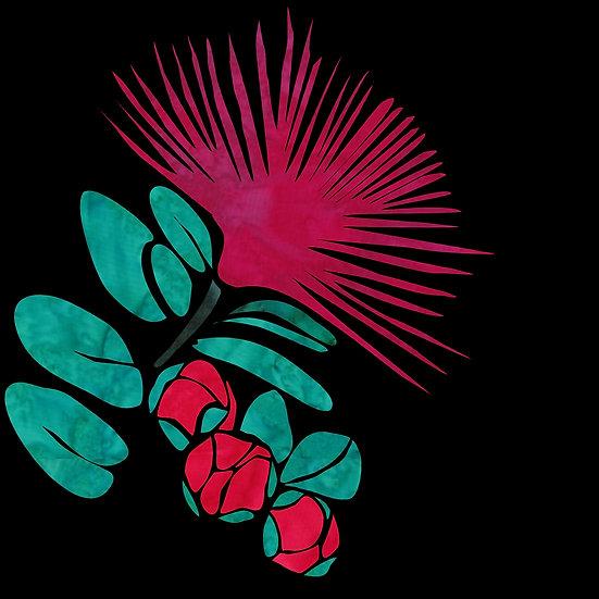 Ohia Lehua  - Individual 12x12
