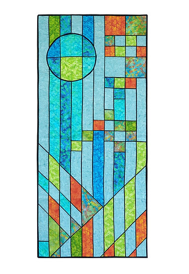 Modern Prairie Sea Glass
