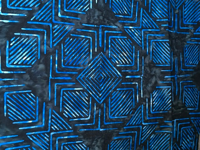 Northcott Bayan Batiks - Tie one on