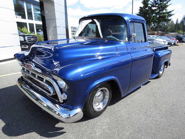 1957 Chevrolet Short-Bed STEP SIDE